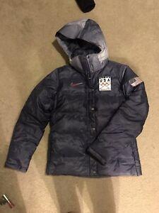 Nike olympic jacket vancouver 2010