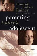 Parenting Today's Adolescent Helping Your Child Avoid The Traps Of The-ExLibrary