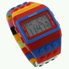 Hot Sports Unisex Watch Digital Led Light Multi Function