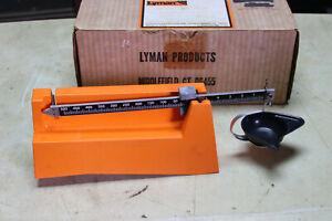 Lyman 7752207 Accuscale 505 grain powder scale