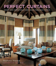 Perfect Curtains: Smart and Simple Solutions Using Fabulous Fabrics-ExLibrary