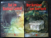Tod Im Saukopftunnel / Der Kardinal Von Auerbach - Manfred H. Krämer
