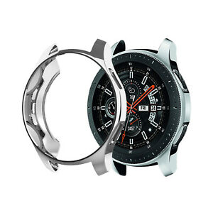 TPU Protective Cover Replacement for 46mm 42mm Samsung Galaxy Smart Watch DON