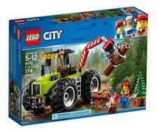 LEGO City 60181 Trattore Forestale NUOVO SIGILLATO