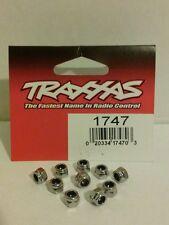 Traxxas # 1747 Nylon locknuts, 4mm (10)
