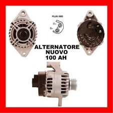 ALTERNATORE NUOVO FIAT BRAVO II 1.9 D MULTIJET DA 07 KW88 CV120 CC1910 192A8.000