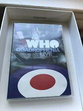 The Who - Quadrophenia Live (DVD, 2006)