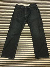 Gap Mens 1969 Fleet Blue Jeans 32 X 30 Dark EUC