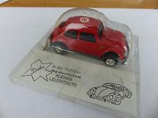 VW Käfer / Bettle zum Einbau ins KFZ - Modell - mit Funktionen - 1980er rot