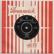 """60's MOD 7"""" 45 THE WHO - CIRCLES / INSTANT PARTY MIXTURE BRUNSWICK REISSUE"""