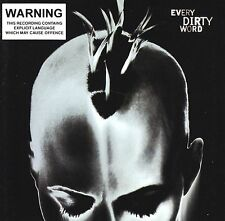 cd-album, Mollies Revenge - Every Dirty Word, 13 Tracks