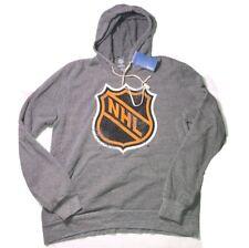 Reebok Vintage NHL Logo Sweatshirt Hoodie Large Super Soft Tri-Blend Material