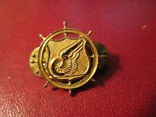 Vintage US Military Transportation Badge