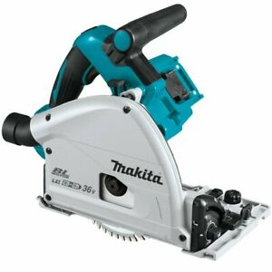 Makita XPS01Z 36-Volt 6-1/2-Inch X2 LXT Cordless Plunge Circular Saw - Bare Tool