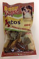 Antos Beef Tripe ~ 100g Bag ~ 100% Natural ~ Premium Quality Dog Chews