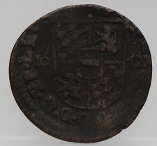1642 Belgie - Belgium 1 Liard 1642 Luik Liège - Ferdinand de Bavière
