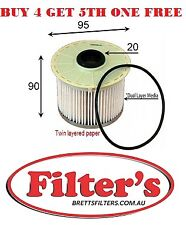 Fuel Filter  HOLDEN RODEO COLORADO TURBO DIESEL 3.0L 2006-2012 3L 4JJ1  ISUZU JS
