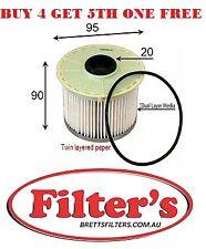 Fuel Filter  HOLDEN RODEO COLORADO TURBO DIESEL 3.0L 2006-2012 3L 4JJ1  ISUZU JS