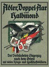 Adler, Doppel-Aar und Halbmond .: