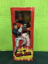SEALED Mattel Big Jim Commander Leader Wolf P.A.C.K. Action Figure Very Rare