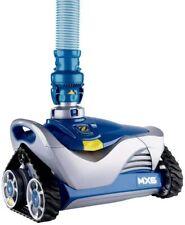 Zodiac MX6 nel suolo LATO ASPIRAZIONE PISCINA PULITORE robot aspirapolvere grigio blu
