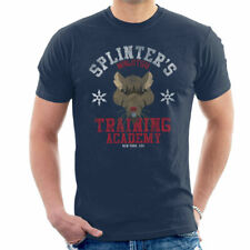 Teenage Mutant Ninja Turtles Splinter Training Academy Men's T-Shirt