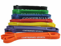 CLEARANCE 50% OFF!!! Contraband Sports 7419 41in Resistance Bands