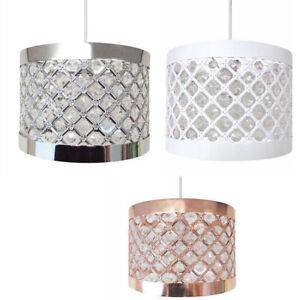 Modern Crystal Pendant Lamp Ceiling Light Chandelier Bedroom/Bar Fixtures Decor