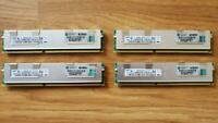 Samsung 64GB (4x16GB) 4Rx4 PC3-8500R ECC REG RAM Server/Workstation DDR3 Memory