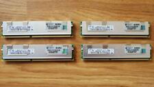 Samsung 64GB (4x16GB) 4Rx4 PC3-8500R ECC REG RAM Server/Workstation DDR3 Memory
