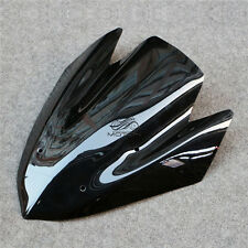 Black Motorcycle Windshield Windscreen Fit For Kawasaki Z1000 2010-2013