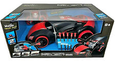 MAISTO TECH R/C,STREET TROOPERS,PROJECT-66,TRANSFORMER VEHICLE,W/ CANNON,8+,NEW