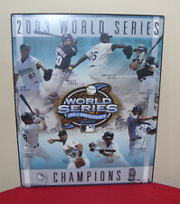 Florida Marlins World Series 2003 Champions Picture Plaque
