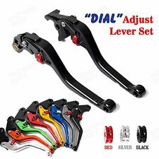 Roller Adjustable Brake Clutch Levers Fits Yamaha FZ-09/MT-09/SR No FJ-09) 13-15