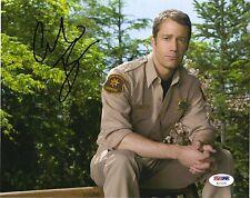 COLIN FERGUSON as JACK CARTER SIGNED 8X10 PHOTO EUREKA TV SHOW  PSA DNA