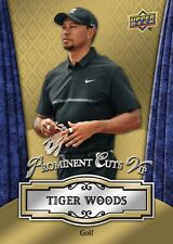 2016 National Convention Prominent Cuts TIGER WOODS Golf VIP PROMO Set Break