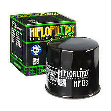 Hi Flo Oil Filter HF138 Suzuki AN650 Burgman 2002-2012