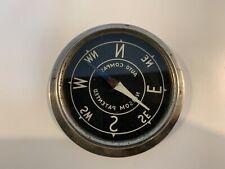 Vintage 1920's Noisom Auto Compass Automobile Accessory SC-12