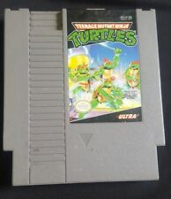 Nintendo Game Teenage Mutant Ninja Turtles (Nintendo Entertainment System, 1989)