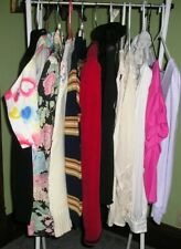 Vintage Clothing Dealer'S Lot, 20 Items From 70s & 80s, Size 9-10