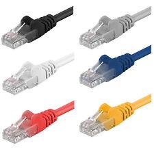 Patchkabel Netzwerkkabel RJ45 LAN DSL Ethernet Kabel Netzwerk Kabel 0,25m - 50m