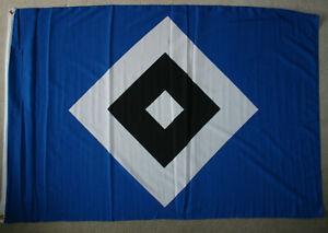 HSV Fahne  Flagge Fahne ca. 80 x 120 cm Ösen