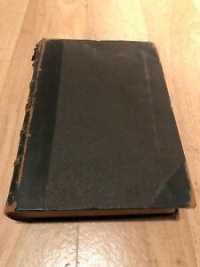 Vintage Hardback Book - HARPER'S NEW MONTHLY MAGAZINE June To November 1896