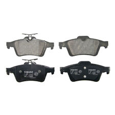 Disc Brake Pad Set Rear Federated D1095