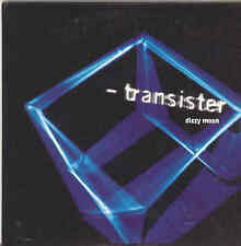 Transister - Dizzy Moon UK 1998 CD-Maxi In Cardcover