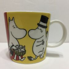 Arabia Finland Moomin Family Perhe Mug Retired MINT Condition (A17)