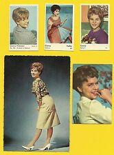 Conny Cornelia Froboess Fab Card Collection Goldene Schallplatte Derrick A
