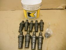 Lot of 9 - New Kennametal C6 Cutter Bit 1010740