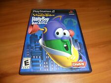 VeggieTales: Larry Boy and the Bad Apple (Sony PlayStation 2 2006) Used Complete