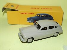 FORD VEDETTE 49 Grise DINKY TOYS ATLAS 24P 1:43
